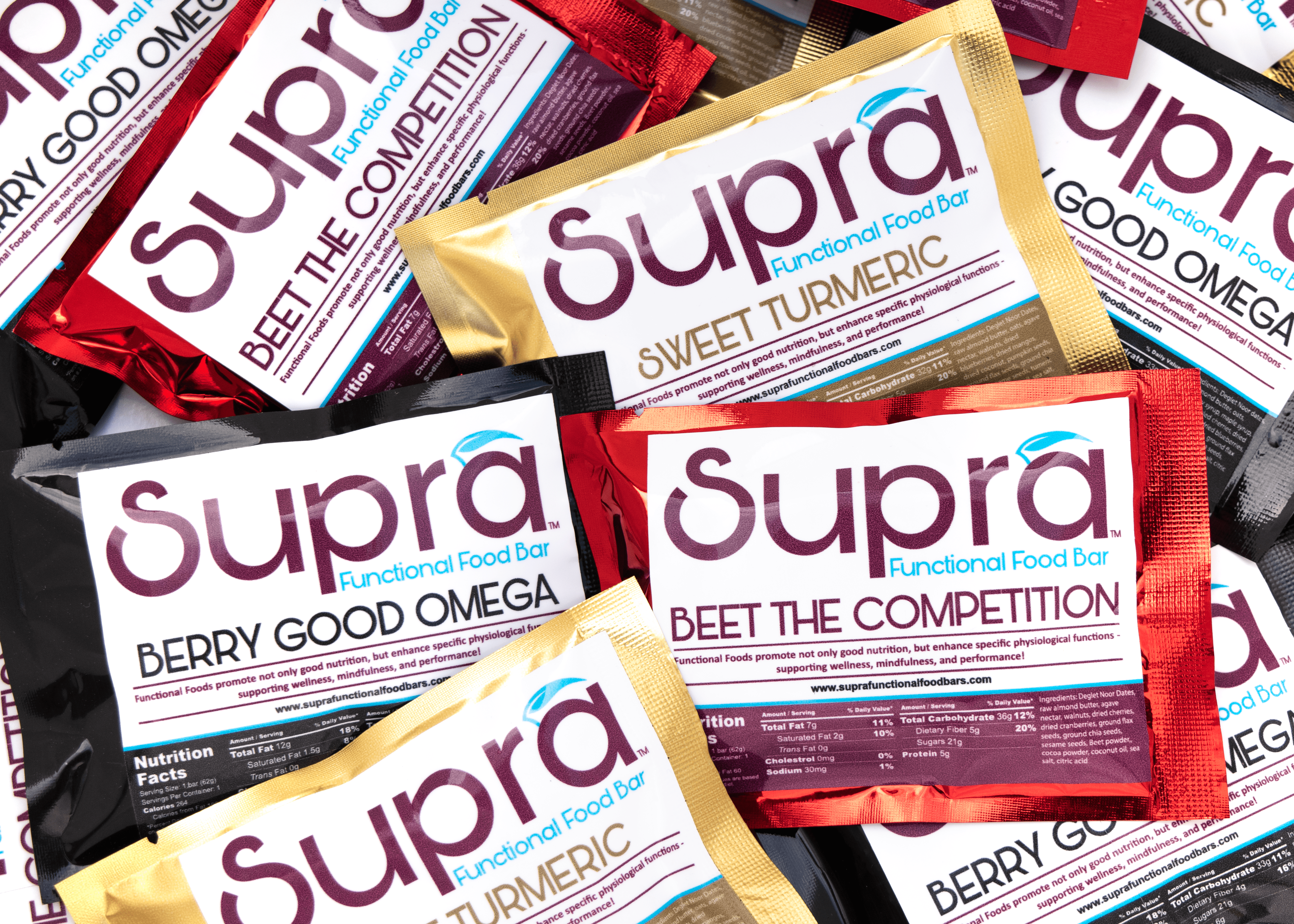 Supra Functional Food Bars – Beet the Competition