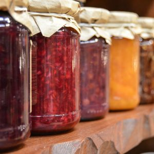 Jellies, Jams, & Sauces